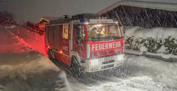 Winter-Fahrtraining